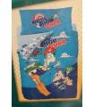 Funda nordica Phineas & Ferb Disney