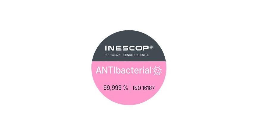 Calzado antibacteriano. Nuevo certificado de calidad INESCOP Antibacterial